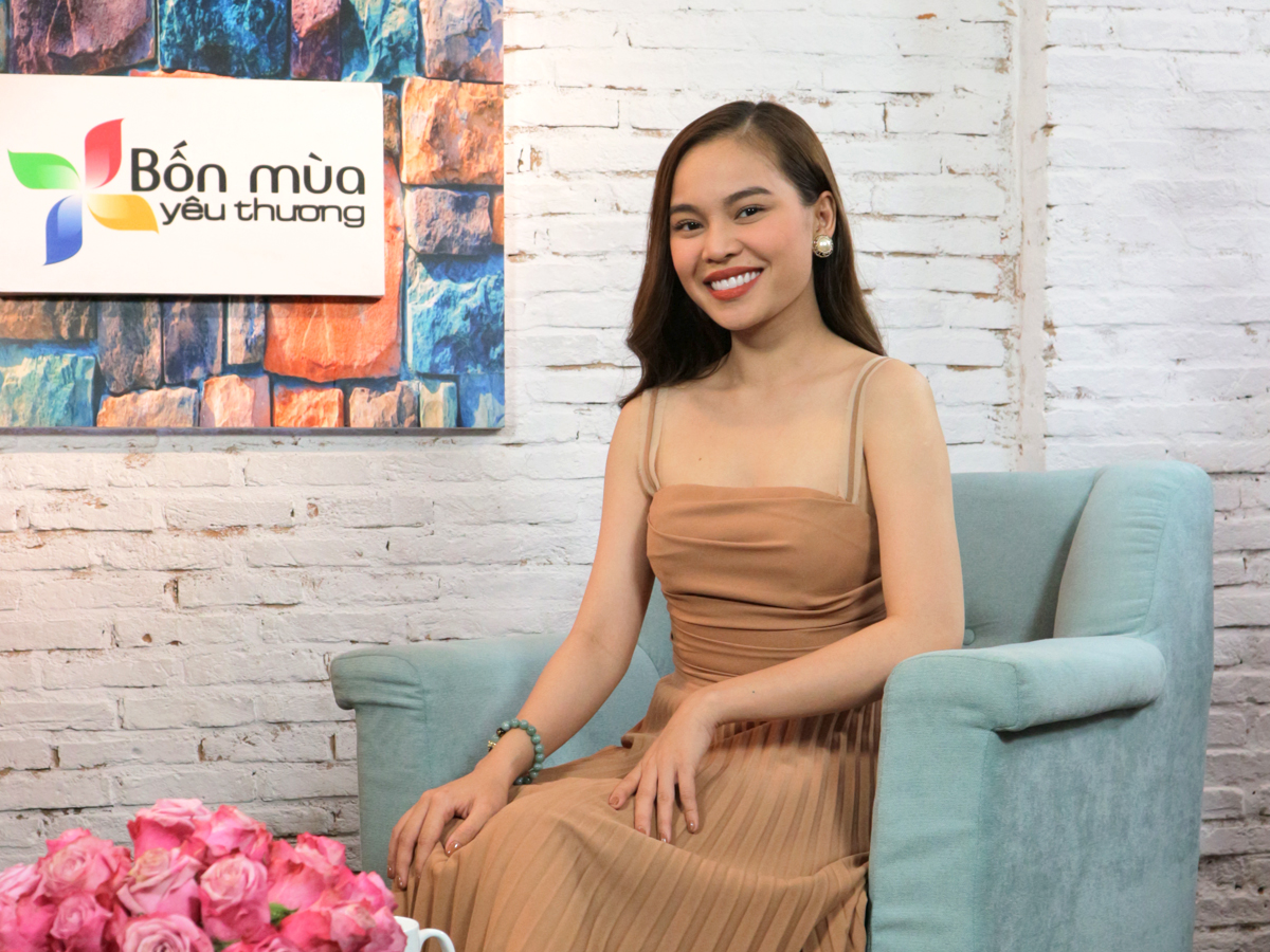 Singer Jiang Hong Ngoc: Women who are engrossed in housework will be very ugly