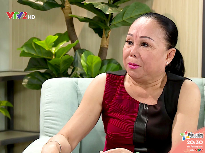 Artist Kieu Mai Ly: Buy off their path if badly insulted to me