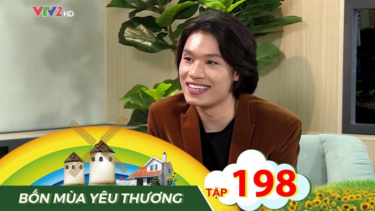 Bốn mùa yêu thương tập 198 – Diễn viên Quang Trung: Mạng xã hội không giúp tôi bớt cô đơn