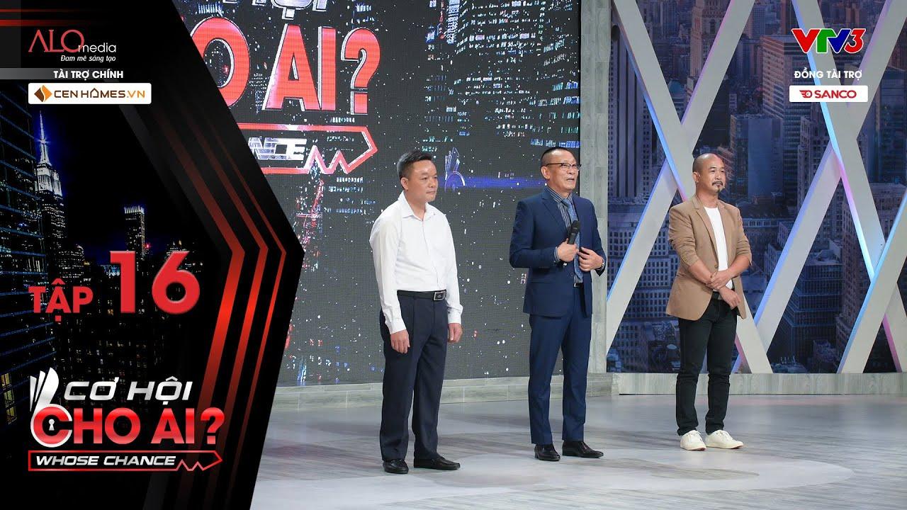 Cơ Hội Cho Ai – Tập 16 Full: Sếp Hưng 'thả thính' mức lương 1 tỷ cho Phó Đạo Diễn và cái kết bất ngờ