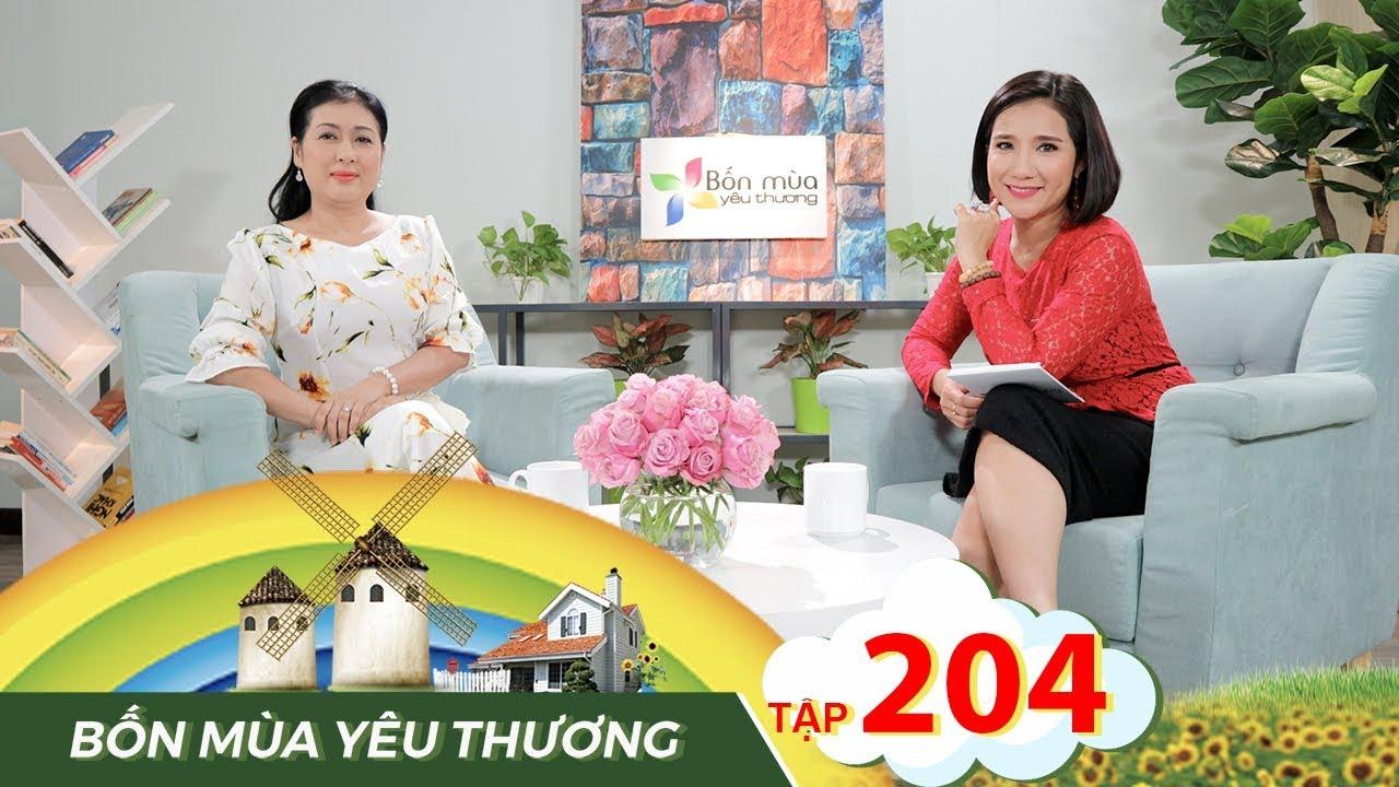 """Bốn mùa yêu thương tập 204 – Thanh Thủy """"kệ con"""" khiến Cát Tường sửng sốt"""
