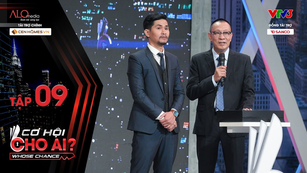 Cơ Hội Cho Ai - Tập 9 Full: Giám đốc 'chịu chơi' nhất năm, mai đám cưới nhưng nay vẫn đi ứng tuyển